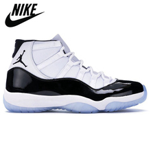 Shoes Trainers Sports-Sneakers Concord Basketball Air-Jordan Gamma Black Blue Retro 11