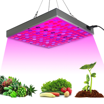цена на Led Grow Light Panel Red Blue White IR UV 45W 25W Led Grow Light Full Spectrum Fitolampy For Indoor Plants Greenhouse Hydroponic