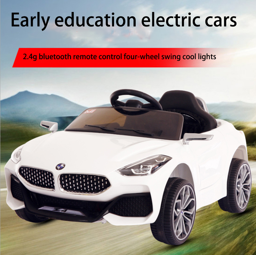 New Baby Remote Control Car Baby Toy Car Children Electric Car