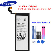 2020 New Original Battery for Samsung Galaxy Note 5 SM N920 N920F N920T N920A N920I N920G N9200 EB BN920ABE Best Quality Akku