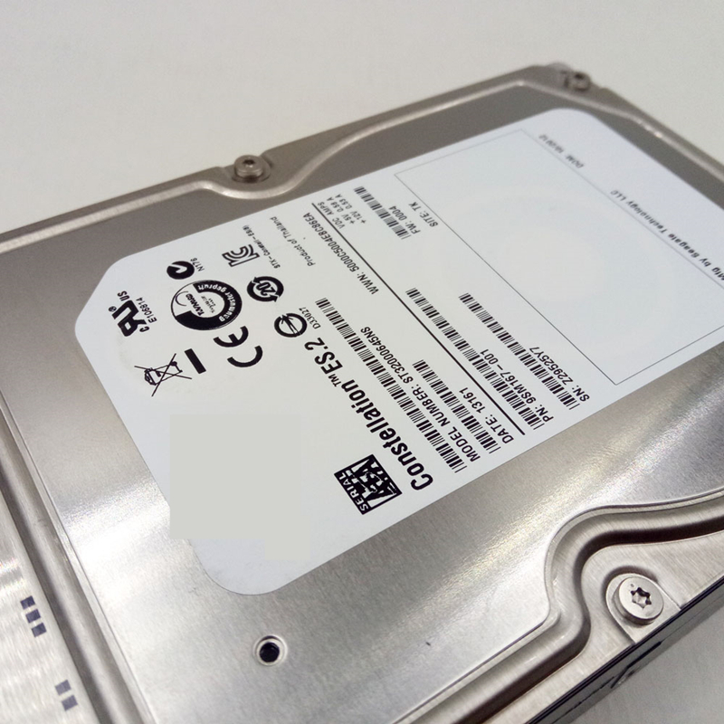 """New HDD For Seagate Brand 2TB 3.5"""" SATA 6 Gb/s 64MB 7200RPM For Internal Hard Disk For Enterprise Class HDD For ST32000645NS 2"""