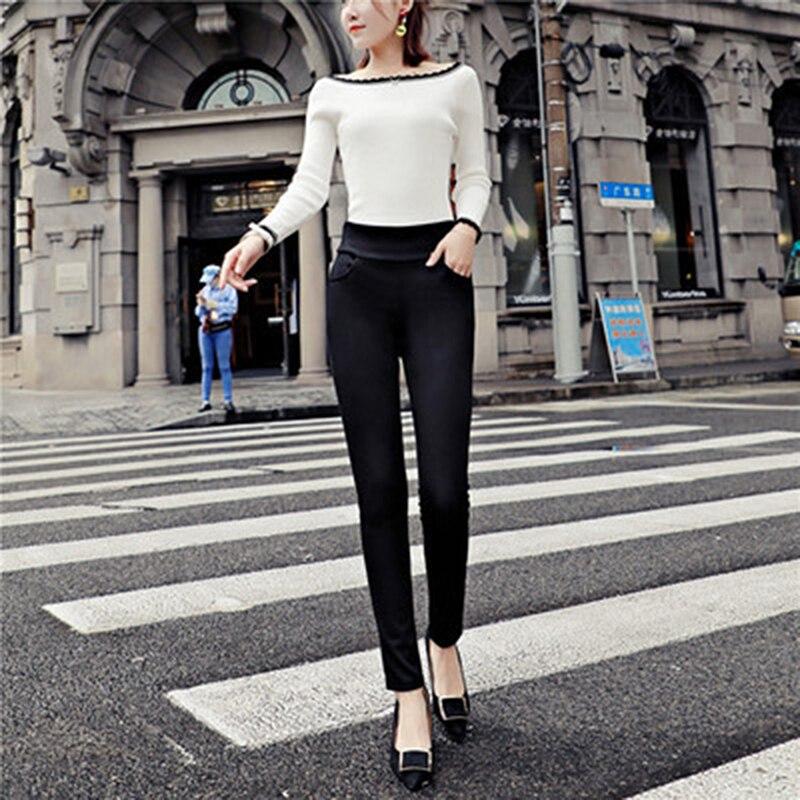 Summer Legging Cotton Femme Push Up Womens Leggings Pants Black Woman Leggins Plus Size 3XL Legins Capri Workout