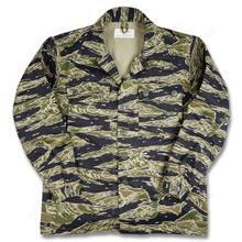 Wereldoorlog 2 Vietnam Ons Leger Tiger Patroon Tiger Spot Camouflage Tcu Top Twill Katoen Antieke Export(China)