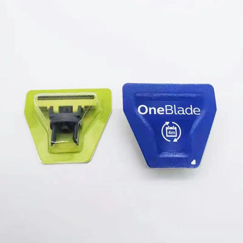 1/2/4 Pack OneBlade head Blade Suitable for Philips QP210/80 QP220/80 QP230/80 QP2520 QP2530 QP2527 QP2533 QP2630 QP6510 QP6520