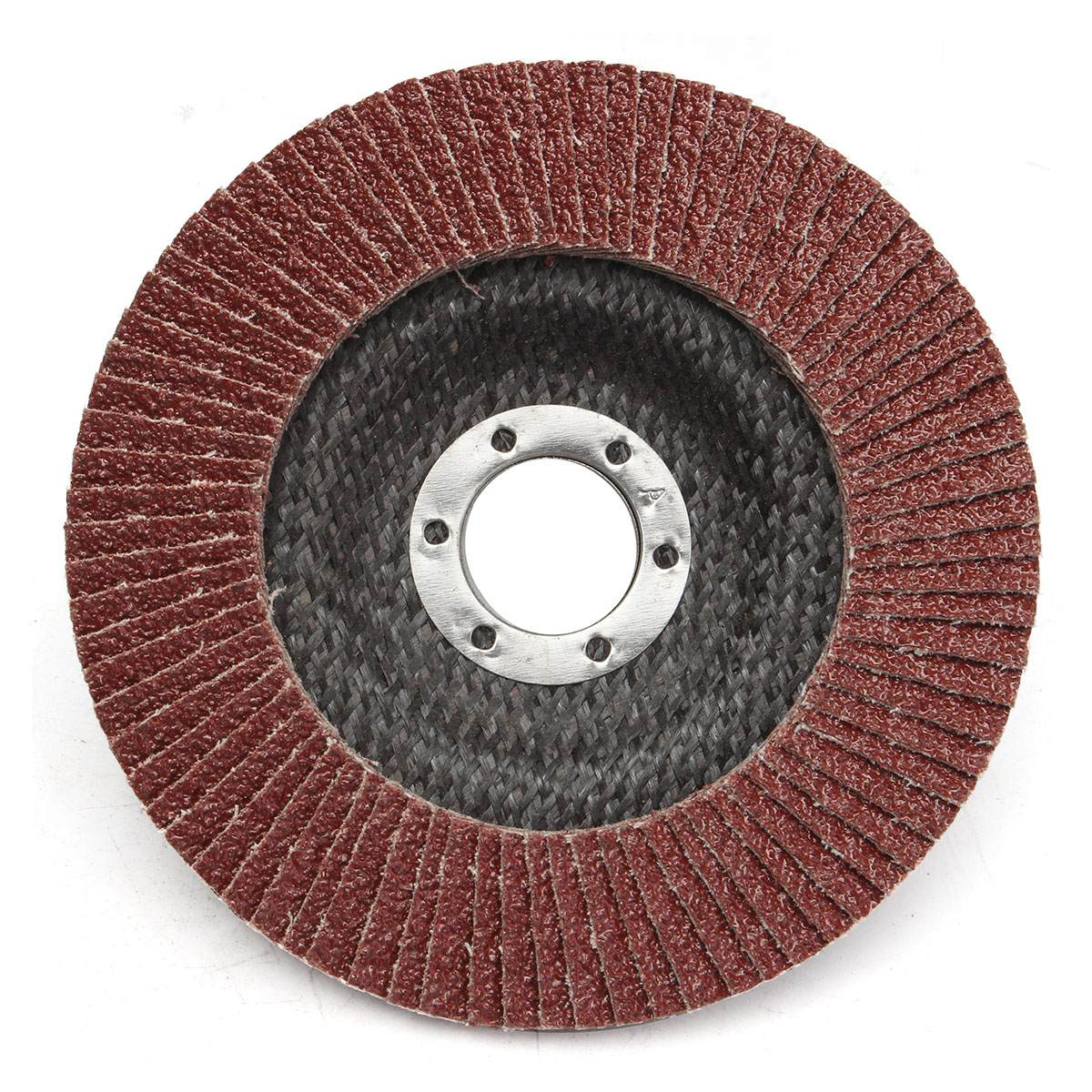 DOERSUPP Grit Flap Disc  125mm 5 Inch 40/60/80/120 Grit Sanding Discs 13000 Rpm Powerful Grinding Wheel Blades For Angle Grinder