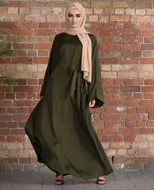 мусульманин кафтан платье хиджаб абая дубайский кафтан marocain фотография