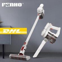 FUNHO 150W kablosuz elektrikli el süpürgesi yüksek güç derin temizlik temizle akarları makinesi çok fonksiyonlu toz toplayıcı ev için