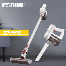 FUNHO 150W 무선 핸드 헬드 진공 청소기 높은 전력 깊은 청소 분명 진드기 기계 가정용 다기능 집진기