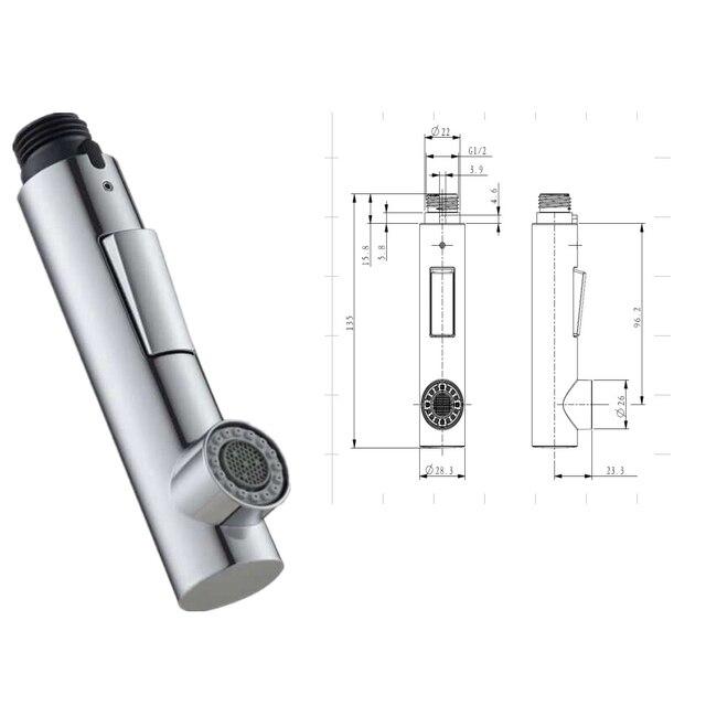 Купить адаптер для кухонного крана из абс пластика выдвижные детали картинки