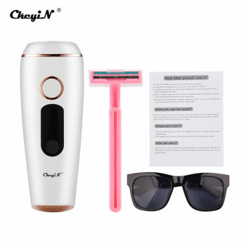 IPL Hair Remover Llaser Permanent Hair Removal Whole Body Epilator for Women Electric Photo Painless Hair removal Machine