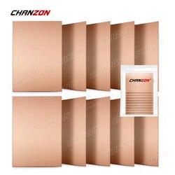 10pcs Single Side PCB Copper Clad PCB 7x10