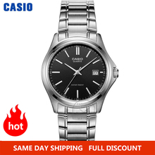 Casio watch 腕時計メンズトップブランドの高級クォーツ時計防水時計メンズウォッチスポーツミリタリーウォッチчасы мужские relogio masculino reloj hombre erkek kol saati montre homme zegarek meski MTP 1183