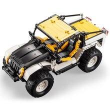 Технический конструктор автомобиль orv jeeps trcuck 24 ГГц Радиоуправляемый