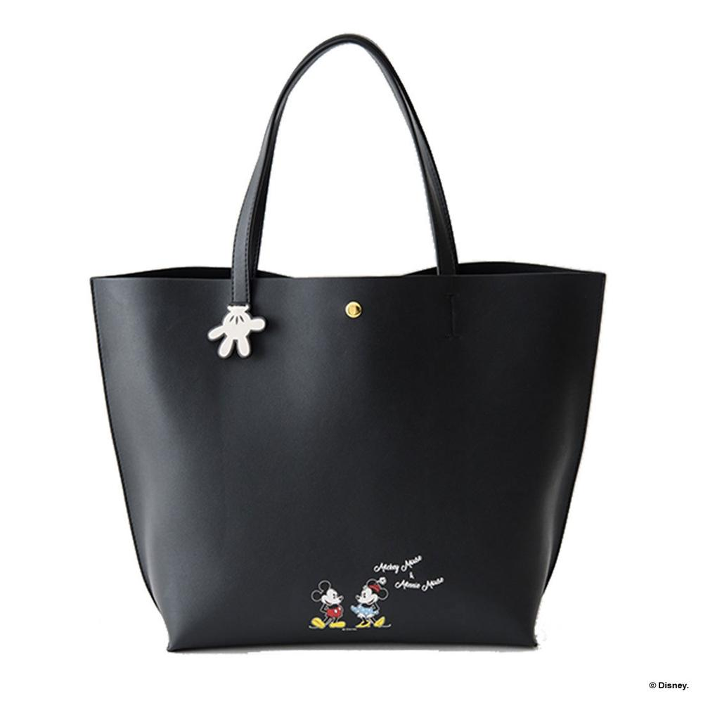 Disney Mickey Mouse Diaper Bag Shoulder Cartoon Lady Tote Large Capacity Bag Women Bag Fashion Hand Bag Shoulder