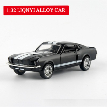 1:32 High Simulation Alloy Model Car , Mustang Car Model Toys,2open The Door,hot Sell Diecast Metal Toy Vehicle,free Shipping 1 43 a3 sportback suv high end metal model car diecast vehicle parts van several colors