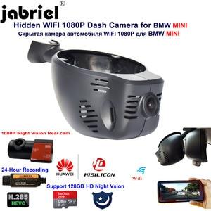 Image 1 - 1080P 24H Dvr Xe Ô Tô Dash Camera Cho Xe BMW MINI Cooper CABRIO CLUBMAN Hương PACEMAN R56 R57 R58 R59 r60 R61 F54 F55 F56 F57 F60