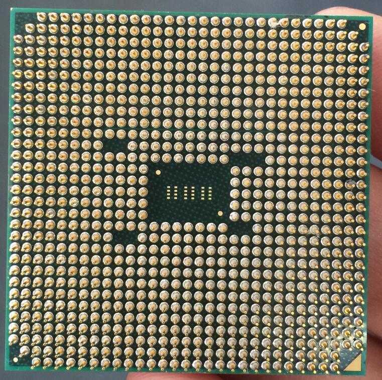 AMDAMD A4-Series A4-3420 APU A4 3420 Dual-Core cpu 100% working properly Desktop Processor 65W 2.9GHz Socket FM1 2