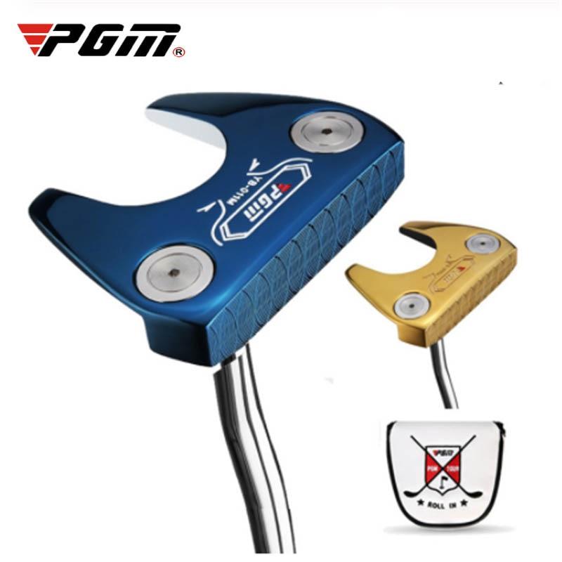 PGM Golf Clubs CNC Integration Stainless Steel Shaft Golfing Traning Equipment Unisex Golf Putter Club Driving Irons