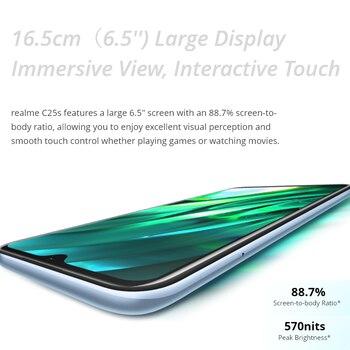 Смартфон Realme C25s 5