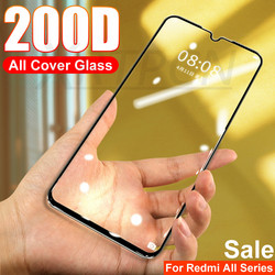 На Алиэкспресс купить чехол для смартфона 200d protective glass on for xiaomi redmi 8 8a 7 7a 6a s2 screen protector for redmi note 8t 6 7 8 pro tempered glass film case