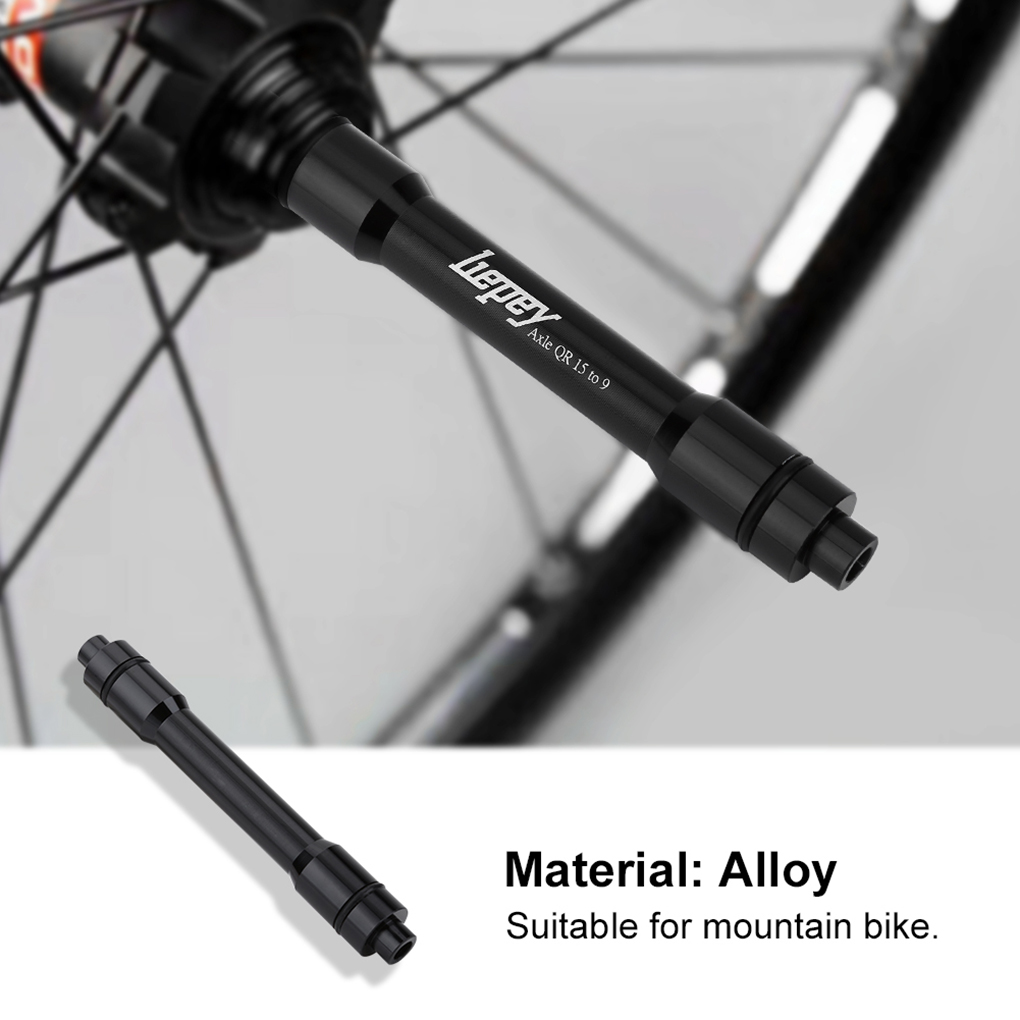 Light Weight Stainless Steel Hub Conversion Axis for Mountain Road Bicycle