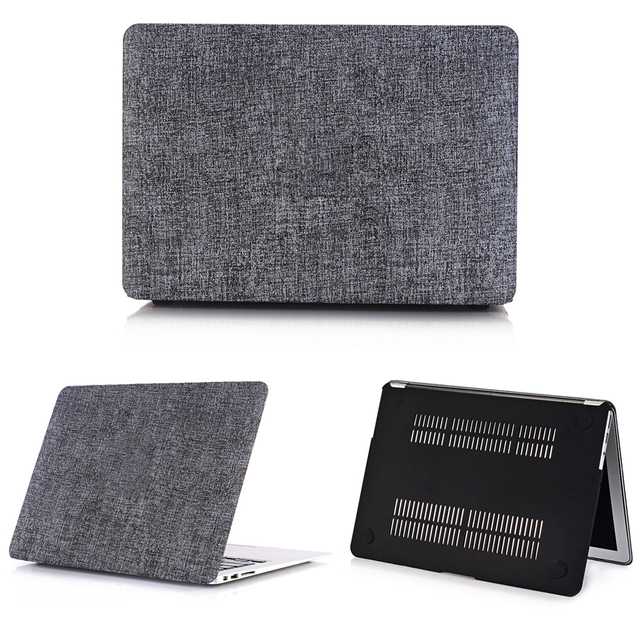Denim Retina Case for MacBook 1