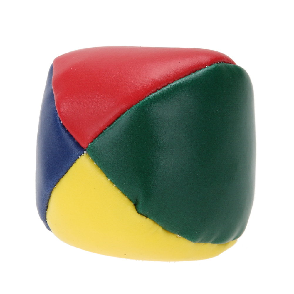 Brand New Juggling Balls Classic Bean Bag Juggle Magic Circus Beginner Kids Toy Group Games Childhood Memories Single Sale
