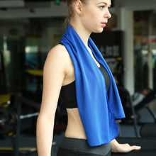 Fitness Microfiber Towel Non Slip Yoga Towel Quick Dry Travel Absorbent Towel Camping Beach For Excerise Sport