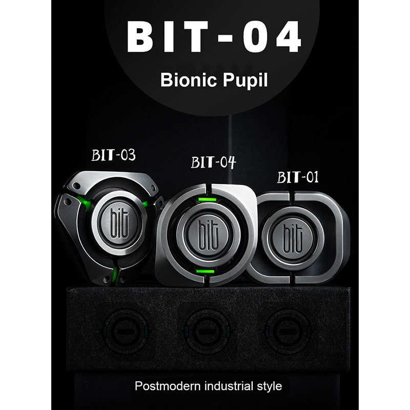 BIT04 Bionic tip gyro descompresión juguete EDC arma rotación de dedo