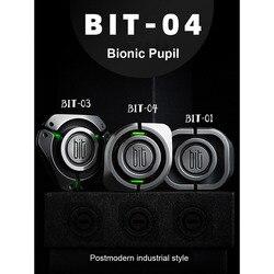 BIT04 Bionische Tip Gyro Decompressie Speelgoed Edc Wapen Vinger Rotatie