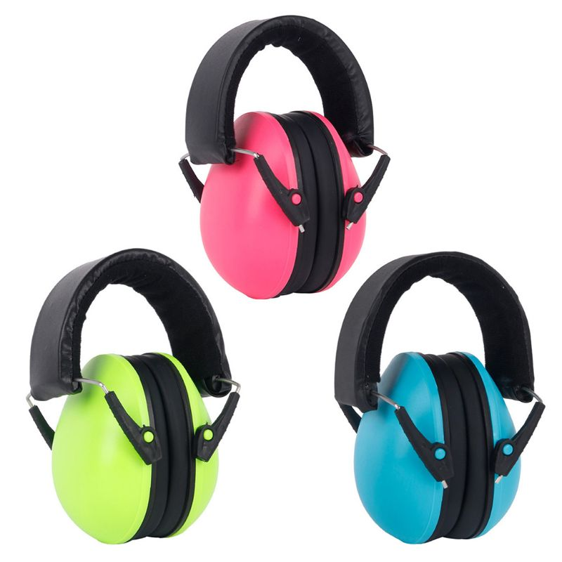 Baby Hearing Protection Children Noise Cancelling Headphones Safety Ear Muffs