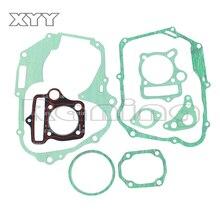 Комплект прокладок двигателя подходит для YX 125cc YCF SSR Piranha Pitster IMR питбайка
