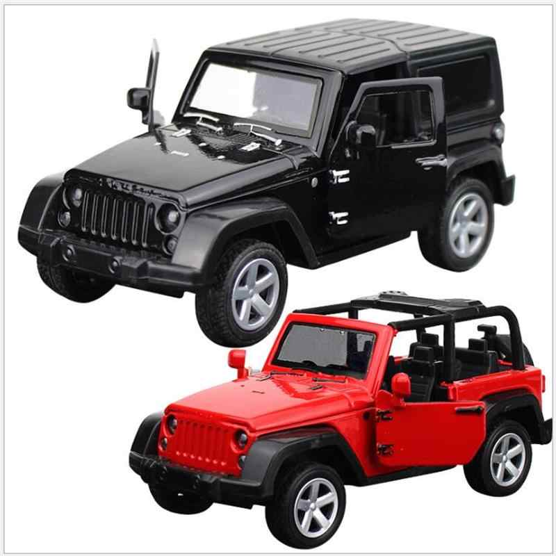 1:36 Alloy Car Pull Back SUV Model Toy Collection Car Vehicle Toys Cake home decoration kids toys Children Christmas Gift