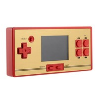 2.6 LCD Classic Games Handheld Console Retro Childhood Handheld Game Players Build in 600 Games