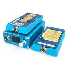SS T12A X3 Voor Iphone X Xs Xsmax N11 11 Promax Moederbord Gelaagde Gezicht Id Reparatie Verwarming Demontage Platform