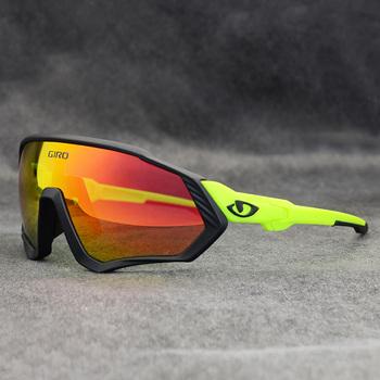 Marka kolarstwo okulary mężczyźni MTB okulary rowerowe bieganie wędkarstwo okulary okulary sportowe Bicicleta Cilismo Lentes okulary rowerowe tanie i dobre opinie GIRO UV400 cycling Sunglasses Giro Cycling Glasses mtb Road-Bike glasses MULTI Poliwęglan Unisex Octan Jazda na rowerze