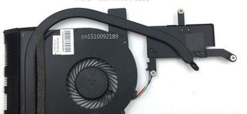 Original For Lenovo IdeaPad Flex 2-15 Flex 2 15 Fan Cpu Cooler Heatsink 460.00Z03.0002 Free Shipping