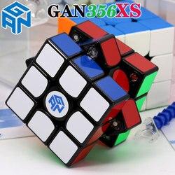 Magic cube puzzle GANCUBE GAN356 GAN 356 XS gan356xs 3X3X3 professional magnetic magnet cube WCA champion competition cube toy