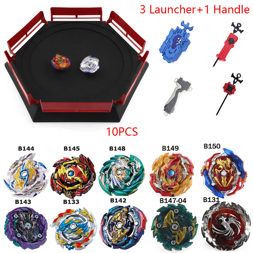 New Beyblades Burst GT Gyro Arena Disk Exciting Duel Spinning Top Bey blade Launcher Accessories arena Stadium Gift for kids(China)