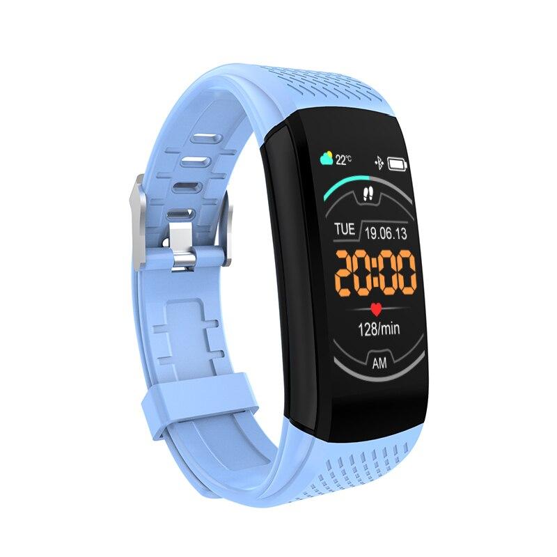 XANES C8 1.08'' Waterproof Smart Watch Blood Pressure SpO2 Monitor Call Viration Multifunction Fashion Sports Fitness Bracelet