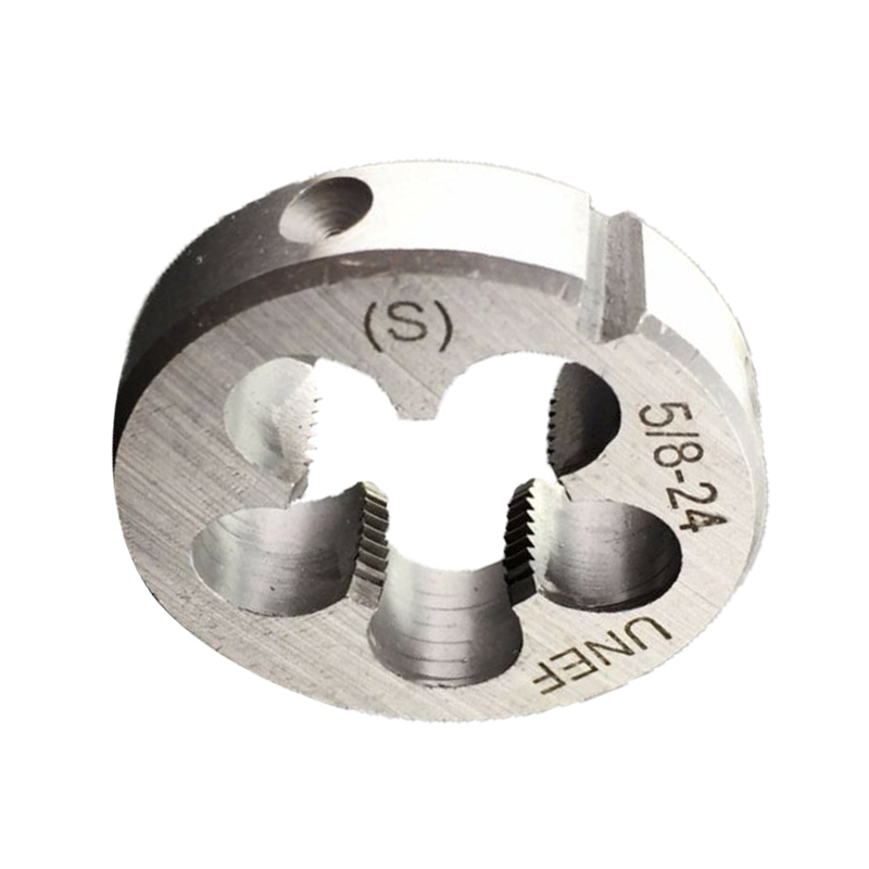5/8-24 UNEF HSS Right Hand Thread Tap And Die Set High Quality 1.5 / 38Mm