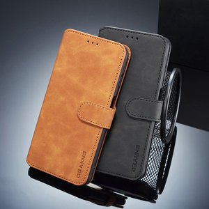 For Huawei Y9s Case Huawei Y 9s Flip Cover Retro Leather Wallet Holder Funda Huawei Y9 s Case STK L21 L22 LX3 Y 9 S Shockproof