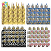 Disney 20Pcs Medieval Soldiers Building Blocks Roman Knight Lord Warrior Figures Bricks Educational Toys For Kids Christmas Gift