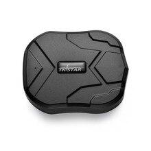 TKSTAR su geçirmez mıknatıslı araba GPS izci TK905 araç Tracker GPS bulucu bekleme 90 gün gerçek zamanlı ömür boyu ücretsiz takip