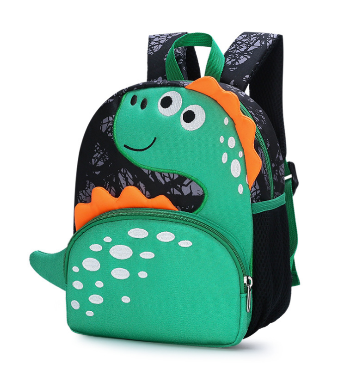 Toddler Bag Children Extremely Durable Sturdy And Comfortable Plush Schoolbag Cute Dinosaur Baby Safety Harness Backpack