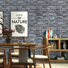 Stick Wallpaper Decoration Removable Self-Adhesive Kitchen Waterproof Brick for Peel