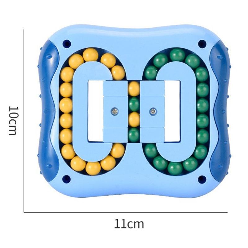 Rotating Magic Beans Fidget Toys Magic Beans Fingertip Toy Creative Stress Relief Children's Educational Toys Brain Teaser Game img5