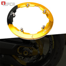 For Yamaha Tmax T MAX 530 SX tmax530 sx 2017 2019 New Motorcycle Accessories Transmission Belt Pulley Protective Cover Guard