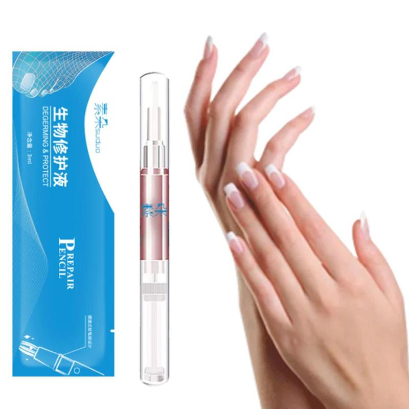 Nail Fungus Repair Treatment Pen Products Onychomycosis Paronychia Anti Fungal Nail Infection Chinese Herbal Oil Pen Health Care