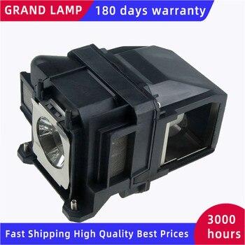 цена на Compatible lamp for ELPL88 V13H010L88 for Epson Powerlite S27 EB-S04 EB-945H EB-955WH EB-965H EB-98H EB-S31 EB-W31 projectors